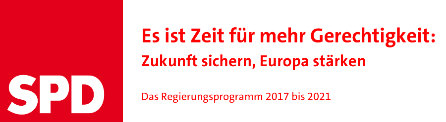 Wahlprogramm SPD Altenpflege