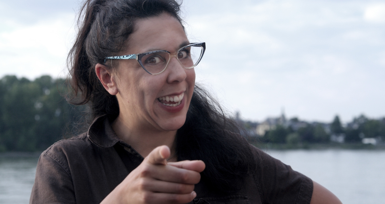Interview mit Pfläge-Comedian Sybille Bullatschek