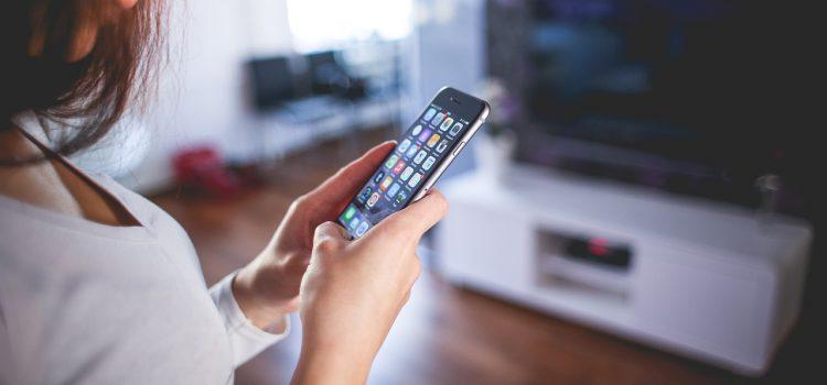 Smartphone als Helfer im Alter